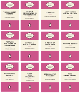 Pink Popular Penguins